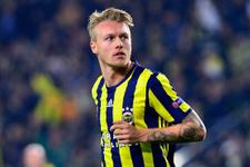 Derbi öncesi Fenerbahçe'de Kjaer belirsizliği