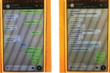 FETÖ'cülerin darbe gecesi Whatsapp yazışmalarına bakın!