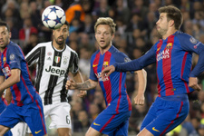 Juventus Şampiyonlar Ligi'nde yarı finalde