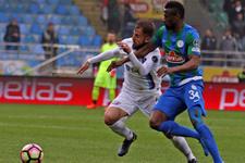 Çaykur Rizespor - Trabzonspor maçı geniş özeti