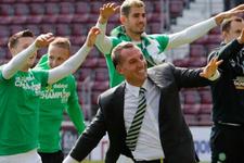 Celtic üst üste 6. kez şampiyon!
