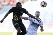 Osmanlıspor - Gaziantepspor maçının dakika dakika özeti