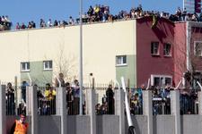 Ankaragücü maçında ortalık karıştı! Gökçek'e istifa çağrısı