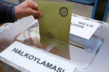 Şu anda referandum olsa 'hayır' oyları...