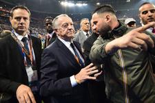 Lyon Başkanı Aulas'tan Beşiktaş'a övgü dolu sözler