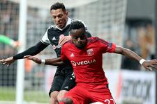 Beşiktaş-Lyon maçında rekor kırıldı