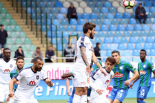 Çaykur Rizespor-Medipol Başakşehir maçı nefes kesti