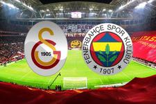 Galatasaray - Fenerbahçe maçı canlı izle
