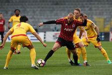 Gençlerbirliği Kayserispor maçı sonucu ve özeti