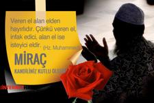 Miraç kandili duası peygamberimizin okuduğu dua
