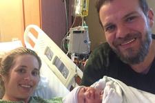 Tolga Karel ikinci kez baba oldu!