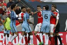 Manchester City'i geçen Arsenal finalde