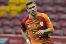 Lucas Podolski son derbisine çıktı