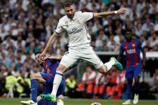 El Clasico nefes kesti Messi tarih yazdı
