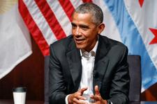 Obama 3 ay sonra ilk kez ortaya çıktı bakın hedefi neymiş
