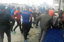 PFDK'dan Başakşehirli futbolculara ağır fatura