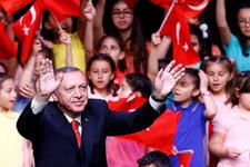 Binlerce çocuk Erdoğan'a mektup yazdı böyle satırlar görülmedi