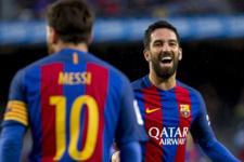 Barcelona'dan 7 gollü galibiyet