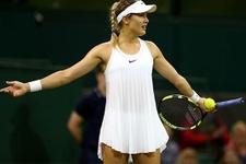 Kanadalı tenisçiden Sharapova'ya şok sözler