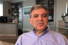 Abdullah Gül siyasete mi dönüyor yazmak farz oldu deyip...
