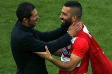 Simeone Arda Turan'ın transferini istedi