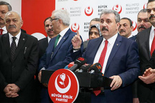 BBP olağan kurultaya gidiyor Mustafa Destici aday mı?
