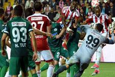 Sivasspor'un Süper Lig inadı