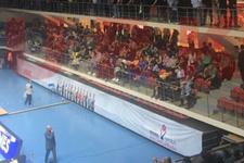 Fenerbahçe Galatasaray maçında olay çıktı
