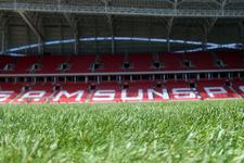 Samsunspor yeni stadını tanıttı
