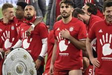 Bayern Münih şampiyonluğunu ilan etti
