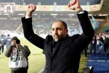 Igor Tudor Galatasaray'da ilkleri yaşadı