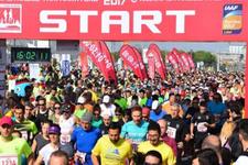 Vodafone Yarı Maratonu'nun kazananları belli oldu