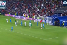44 yaşındaki kaleciden son dakika golü