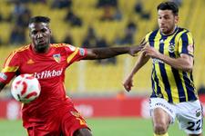 Fenerbahçe - Kayserispor maçı golleri ve geniş özeti