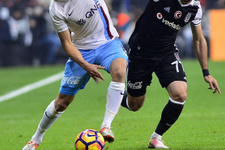 Trabzonspor ile Beşiktaş kozlarını paylaşıyor