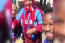 Onazi ve Trabzonsporlu ninenin gülümseten diyaloğu