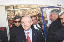 Kılıçdaroğlu'ndan 'evet' çadırına iadeyi ziyaret