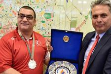 Avrupa şampiyonu milli sporcu vefat etti