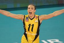 Naz Aydemir'in inanılmaz rekoru!