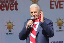 Başbakan, Kılıçdaroğlu'nu FETÖ ile vurdu