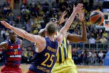 Fenerbahçe Barcelona'yı devirdi! Kritik zafer
