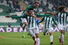 Bursaspor'u Kubilay uçuruyor!