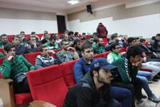 Sertifikalı taraftar projesinde ilk eğitim Konya'da bitti