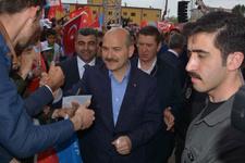 Süleyman Soylu Mardin'de: Bana haram olsun!