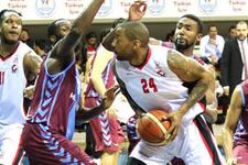Gaziantep Basketbol Trabzonspor'a fark attı