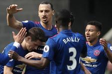 Manchester United'dan net skor