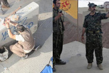 Gezi'de polise molotof atmıştı Rakka'da öldü!