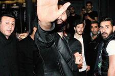 Fenerbahçeli Salih ile Alper beş kızla sabahladı