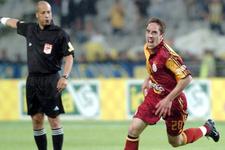 Franck Ribery Galatasaray'a geri mi dönüyor?