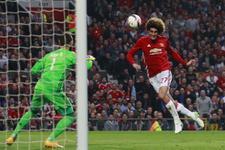 Manchester United turu kaptı finale yükseldi